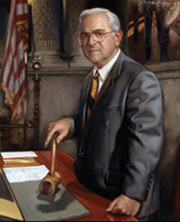 Speaker Matthew J. Ryan portrait